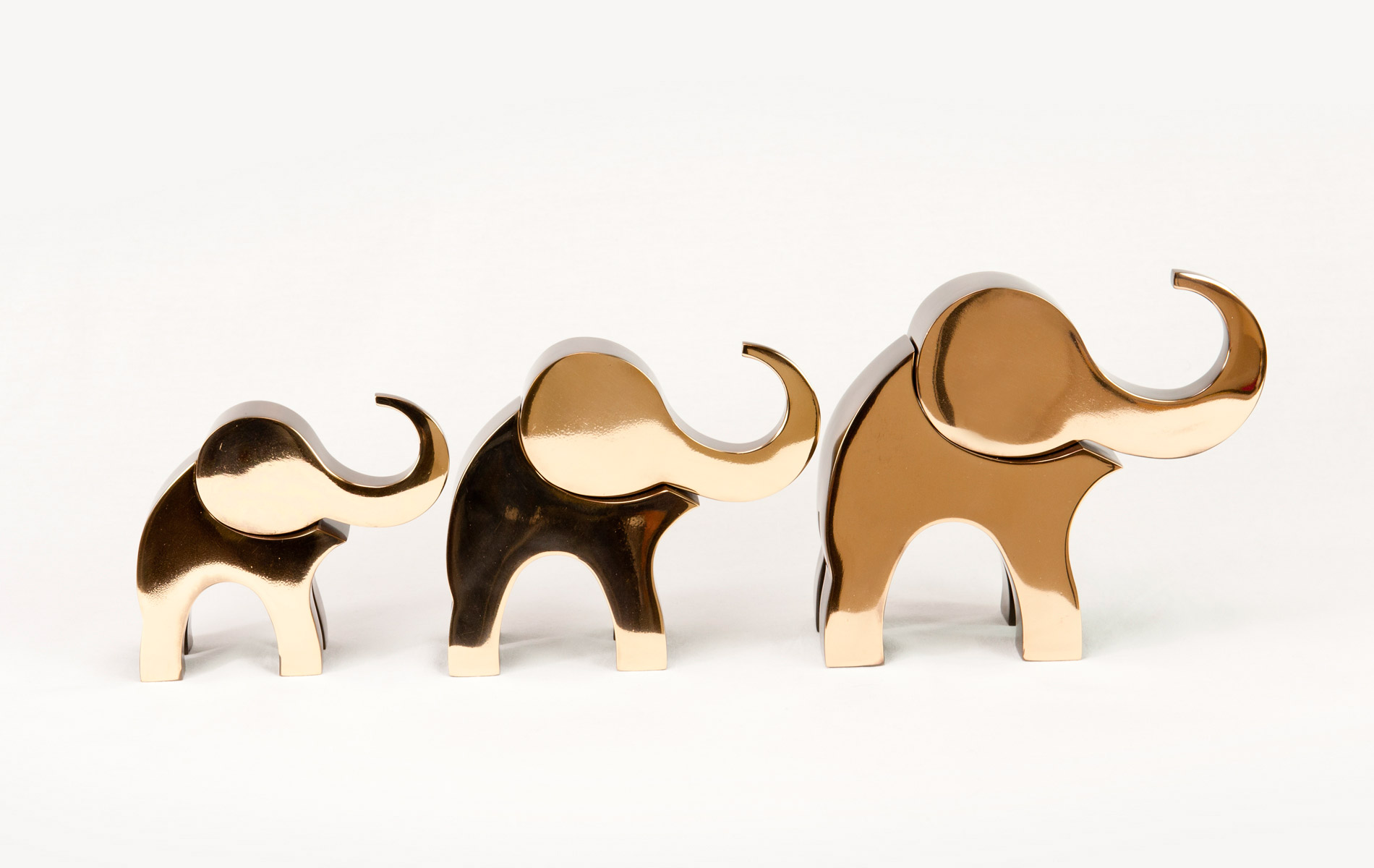 METAL ELEPHANTS / Unicodesign by Stefano Palcani