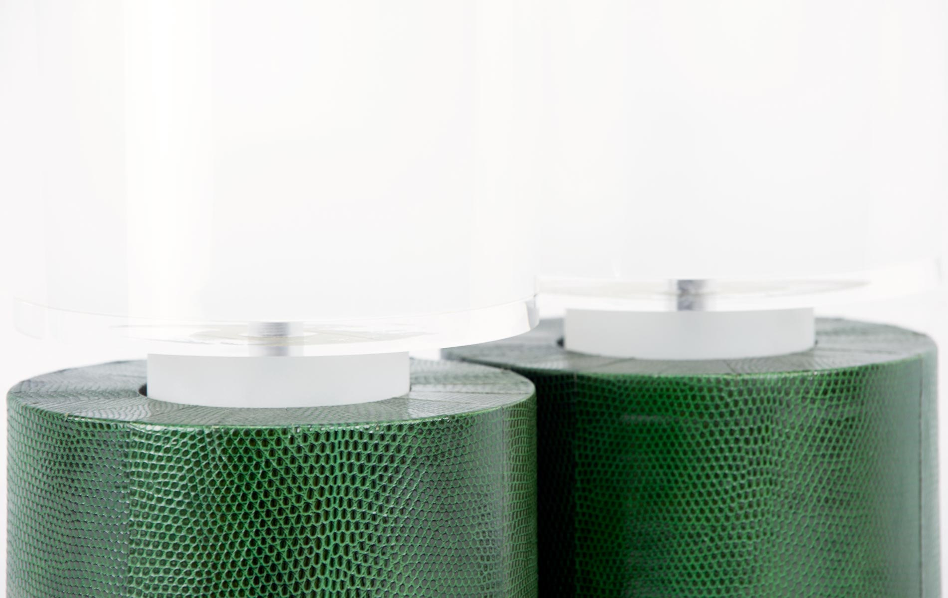 ROUND GREEN / Unicodesign by Stefano Palcani