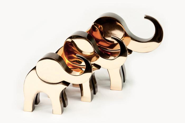 METAL ELEPHANTS / Unicodesign by Stefano Palcani